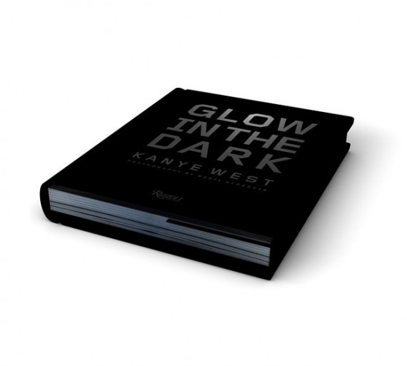 Kanye West Glow In The Dark Book 6